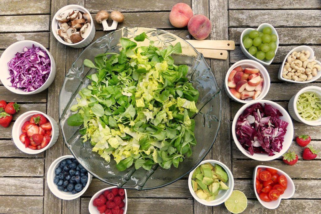 使用頻度の高い野菜を冷凍する